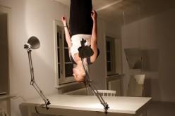 """Inez gick i taket när hon kom till Charlotte Gyllenhammars """"Vertigo"""" (2002)"""